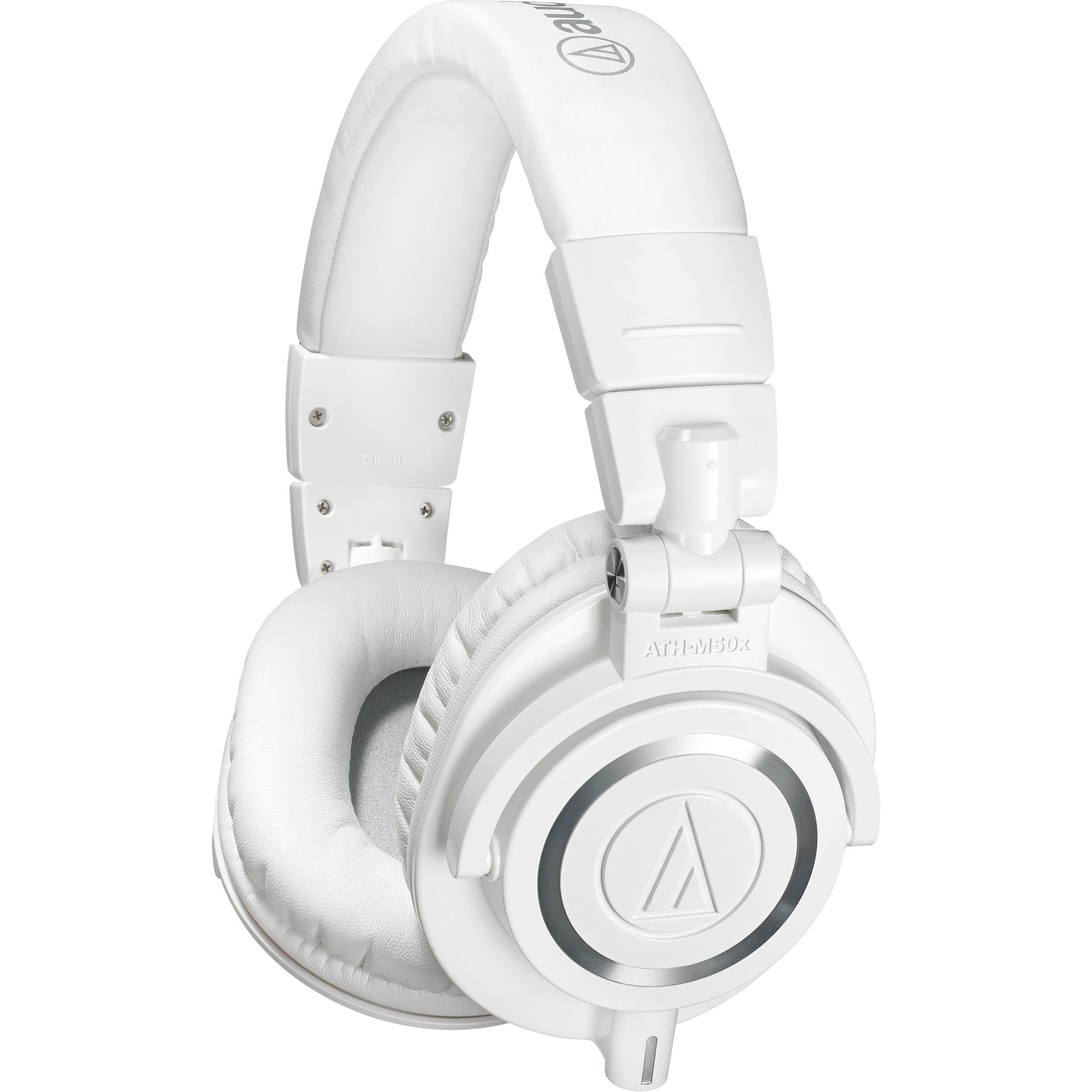 Audio technica ATH-M50x WHITE