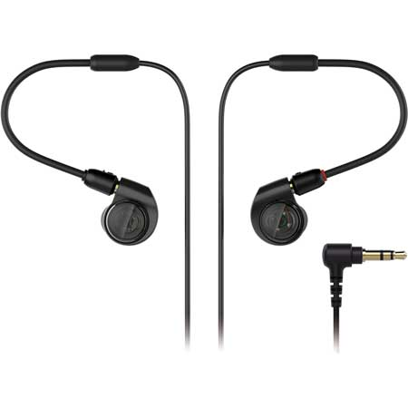 5bf98b3b231 The proprietary dual phase push-pull driver design of the ATH-E40  professional in-ear monitor headphones provides improved fidelity and  efficiency.
