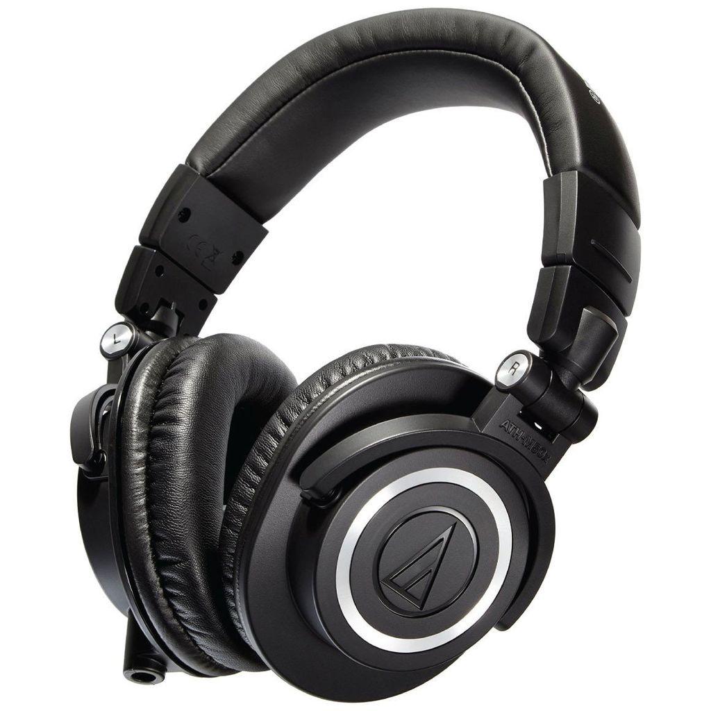 Audio technica ATH-M50X BLACK