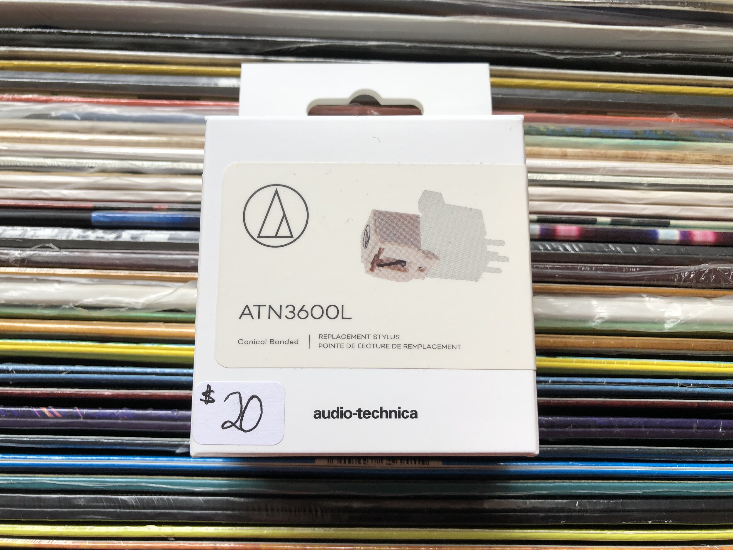 Audio technica ATN3600L