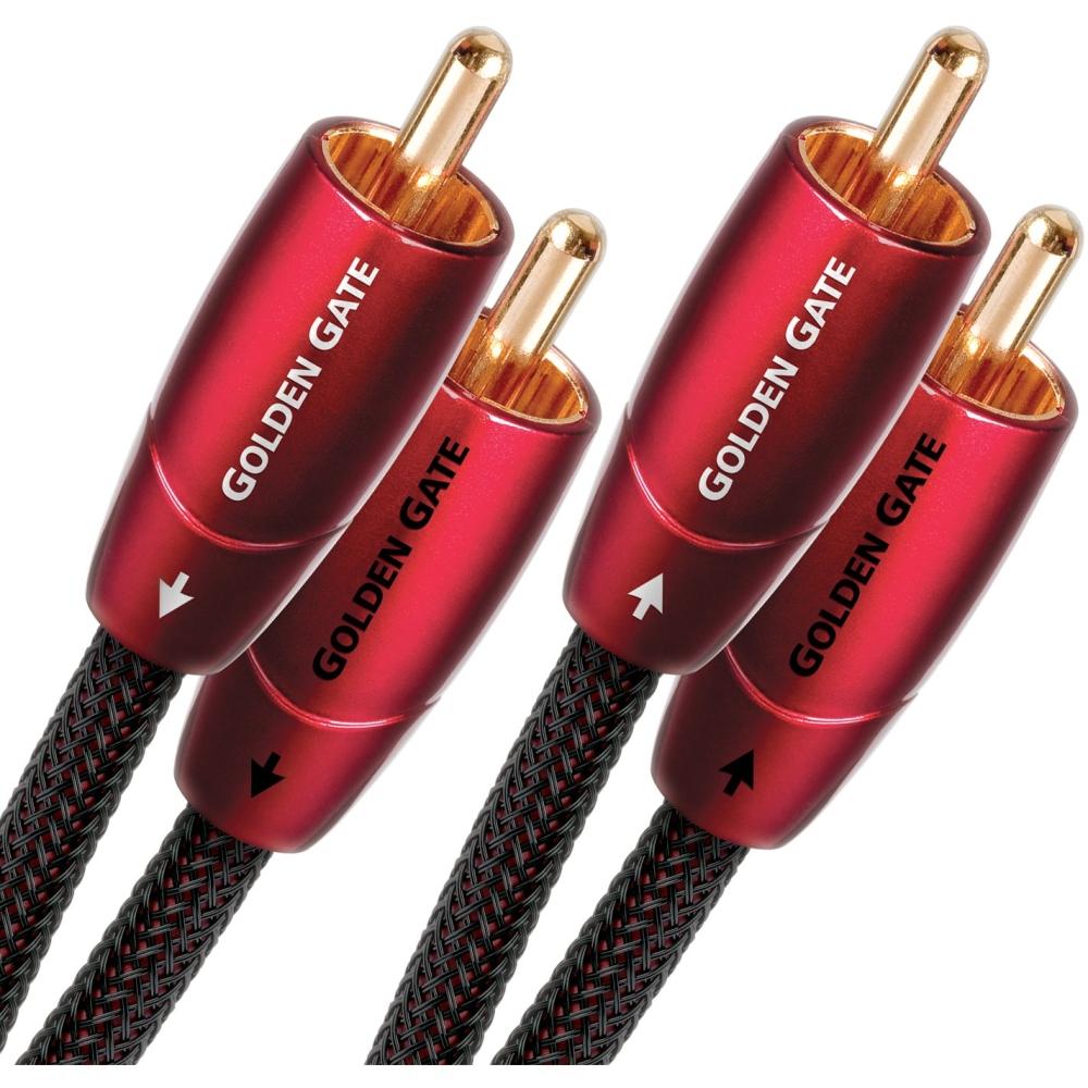 AudioQuest Golden Gate RCA 1m