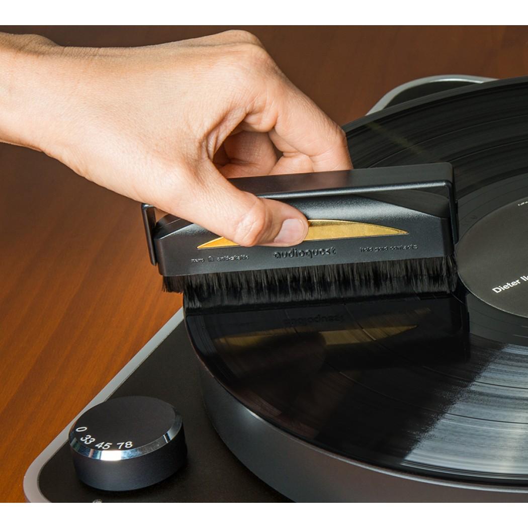 AudioQuest  Anti-static record brush